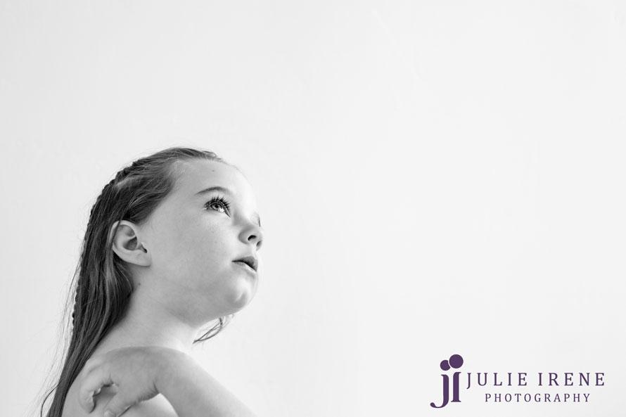 toddler girl photo studio