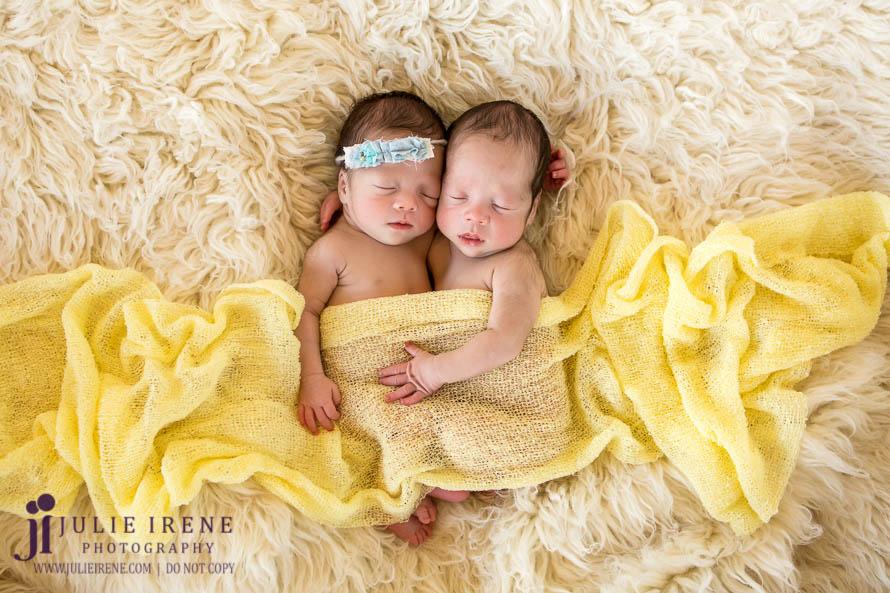 OC Newborn Baby Twins 2