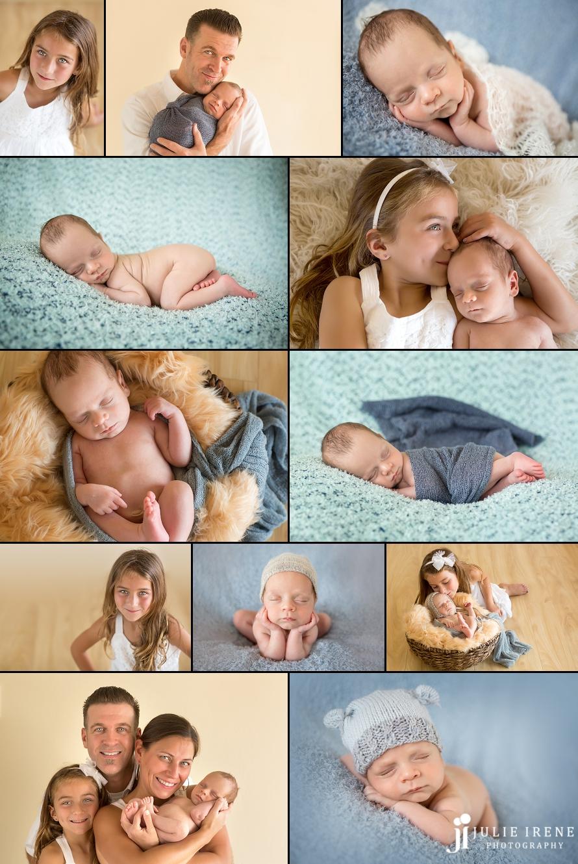 San Clemente newborn baby photography