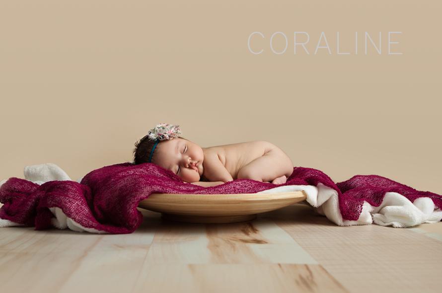 San Clemente Newborn Baby Photographer Coraline Review