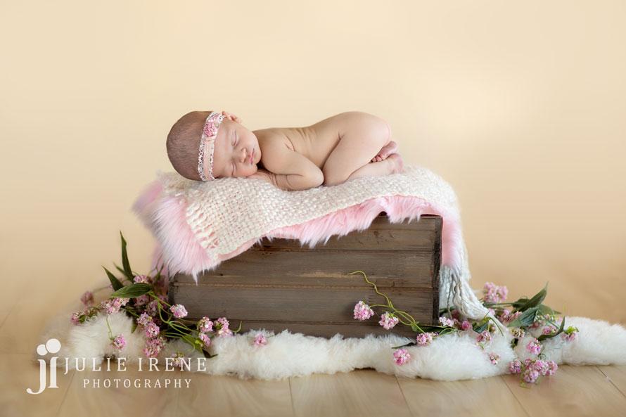 San Clemente Newborn Baby Photo Elliott5